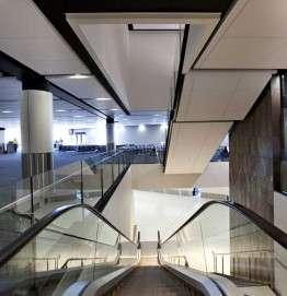 10.12.09 - Domestic Airport Qantas upgrade opening