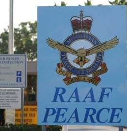 RAAF BASE PEARCE