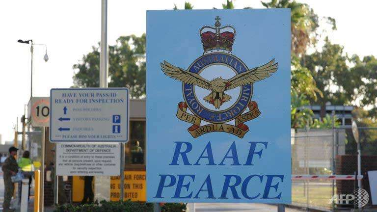 RAAF BASE PEARCE